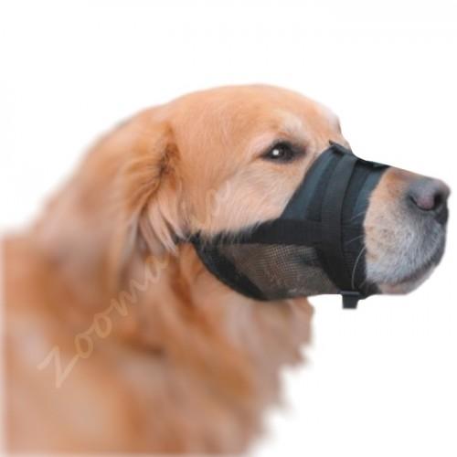 Намордник за кучета в пет размера