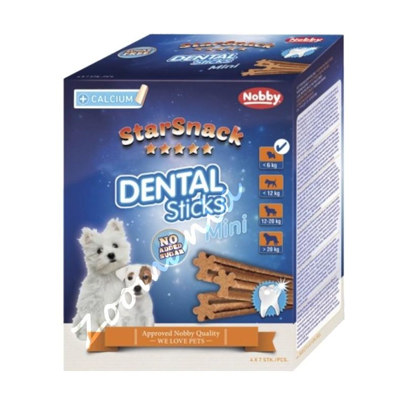 """Кучешко лакомство - StarSnack """"Dental Sticks"""" - Mini"""