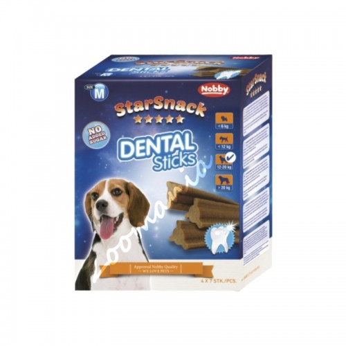 "StarSnack ""Dental Sticks"" - Medium"