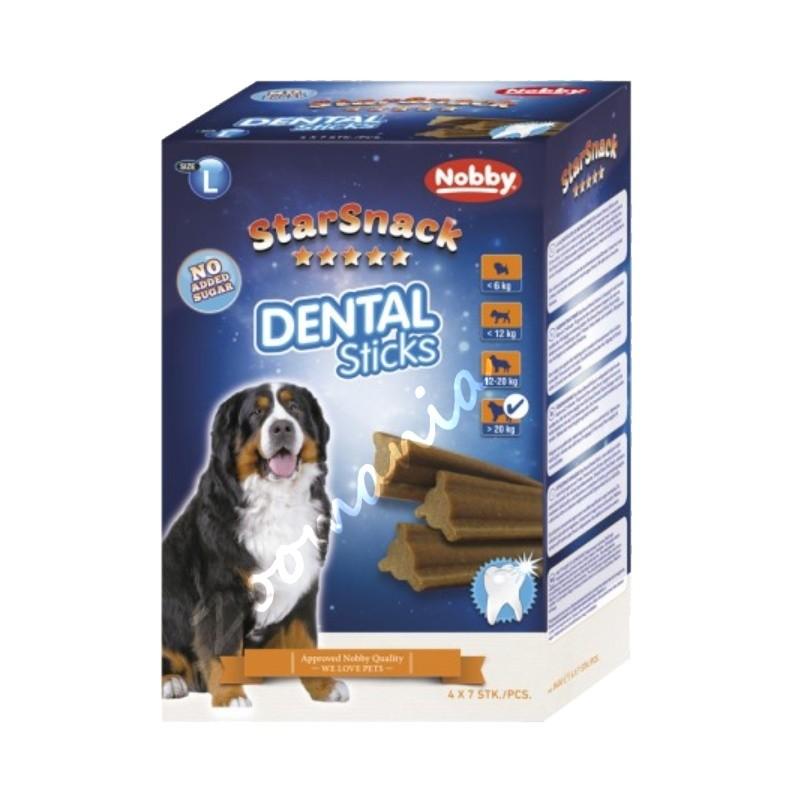 """Кучешко лакомство - StarSnack """"Dental Sticks"""" - Large"""