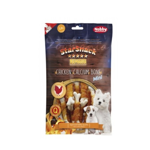 "StarSnack ""BBQ Mini Calcium Chicken Bone"""
