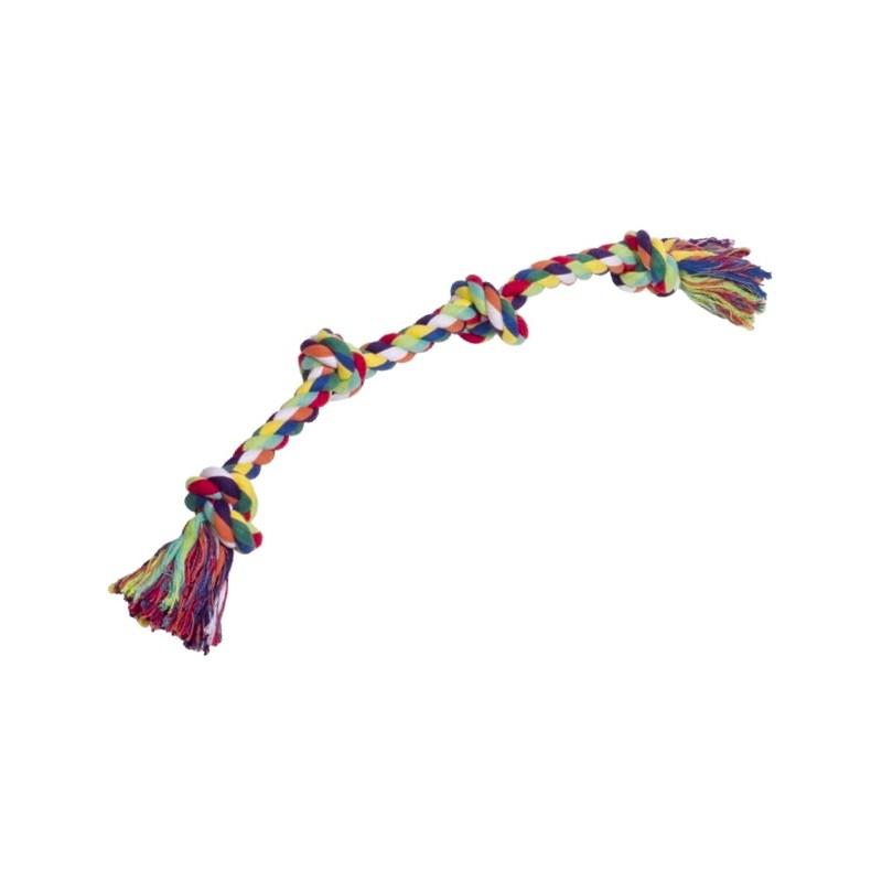 Кучешка играчка - памучно въже