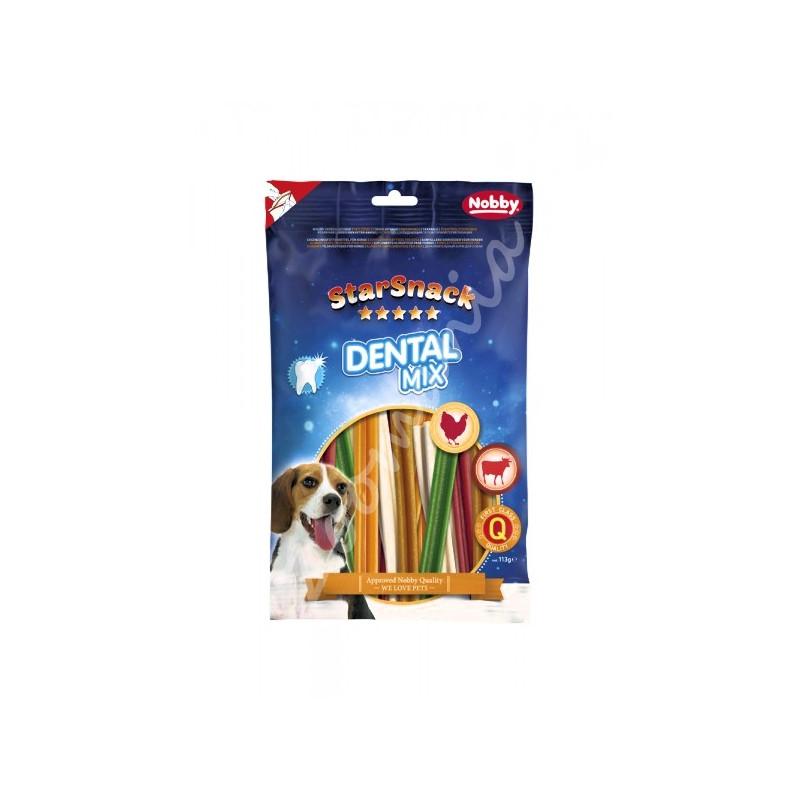 """Кучешко лакомство за дентална хигиена - StarSnack """"Dental Mix"""" Mini"""