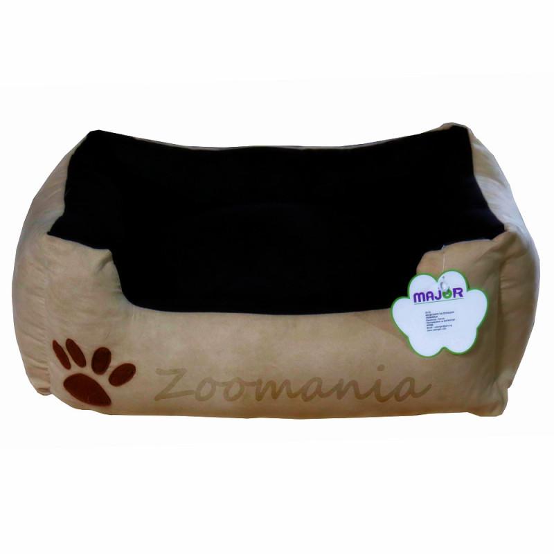 Велурено легло за котка