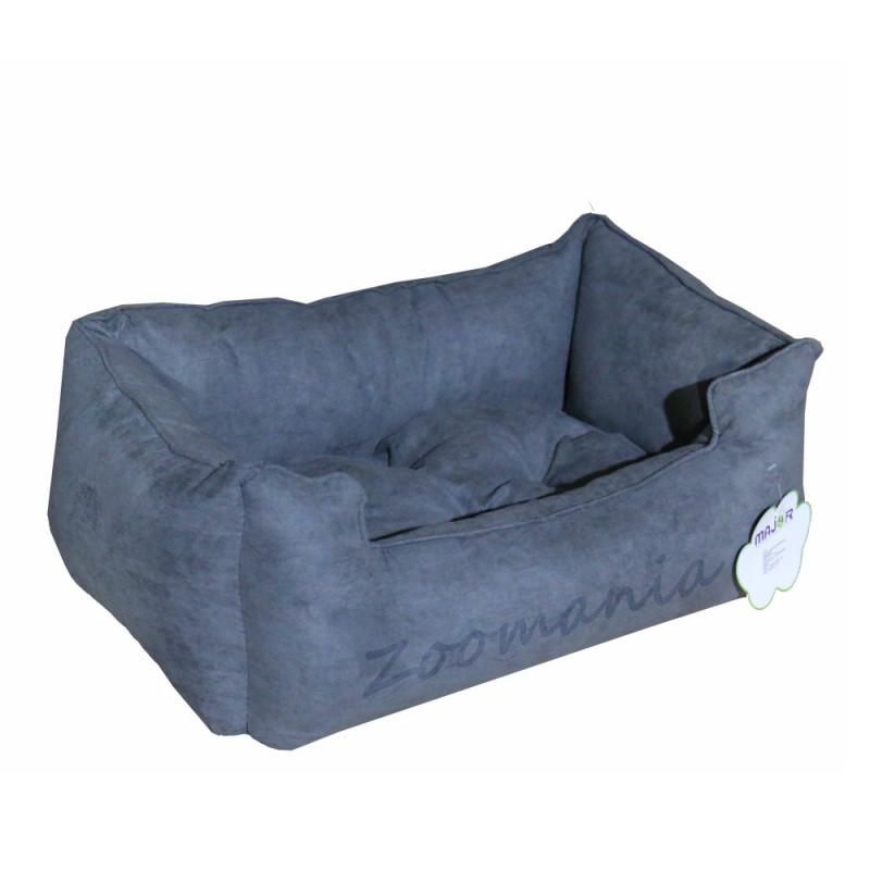 Велурено легло за котка и куче