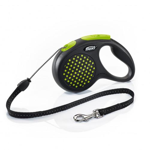 Автоматичен повод за кучета до 20 кг - Flexi Design M с въже 5 м