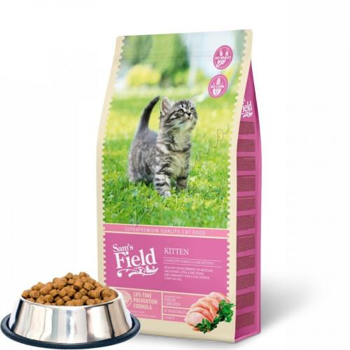 """Sam's Field """"Cat Kitten"""" - 0.100 кг от чувал"""