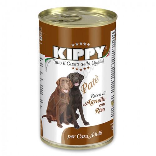 """Консерва """"Kippy Paté con Agnello e Riso"""" - 1250 гр"""
