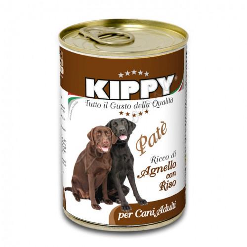 """Консерва """"Kippy Paté con Agnello e Riso"""" - 400 гр"""