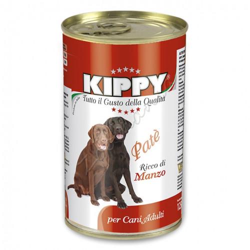 """Консерва """"Kippy Paté con Manzo"""" - 1250 гр"""