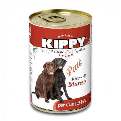 """Консерва """"Kippy Paté con Manzo"""" - 400 гр"""