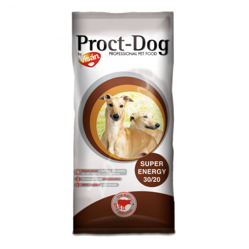 Proct Dog Adult Super Energy 30/20 - 20 кг