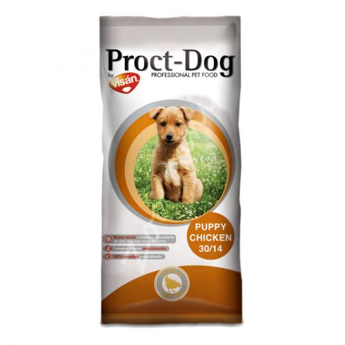 Икономична храна за малки кученца Proct Dog Puppy 30/14 - 4 кг