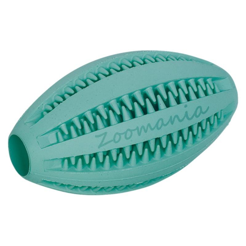 Кучешка четка за зъби - Dental Line Ръгби - 11 см