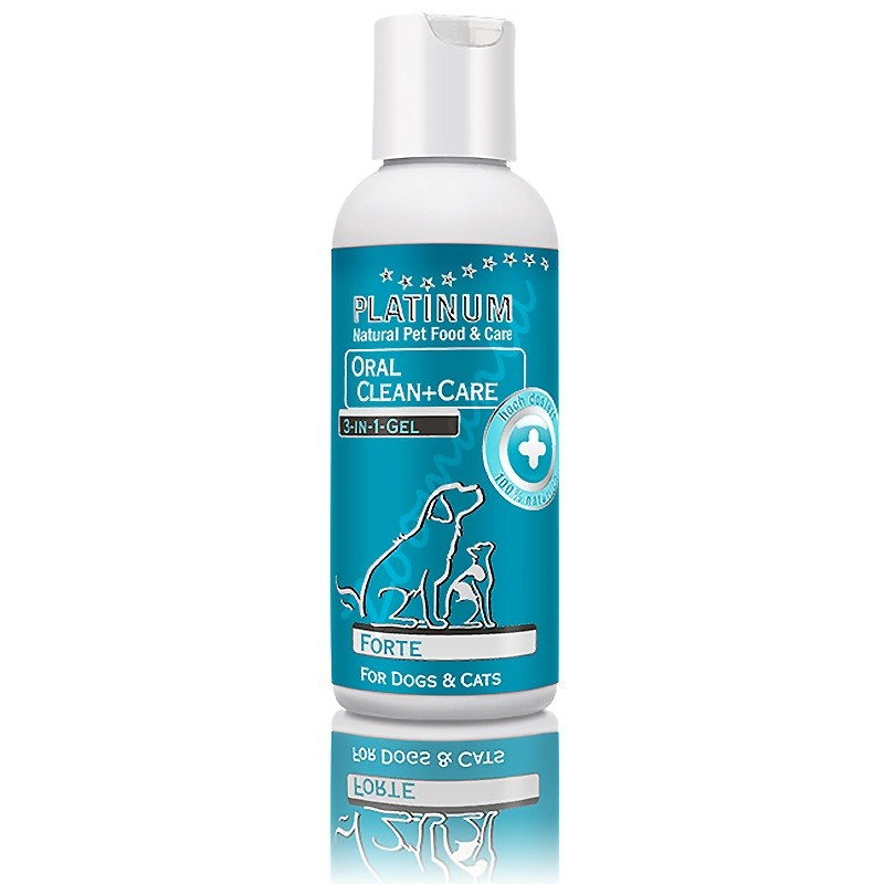 Кучешка паста за зъби - Platinum Oral Clean and Care Forte Gel
