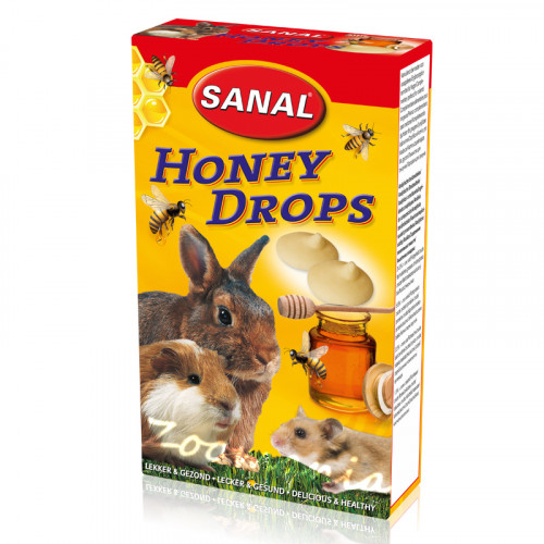 Rodent Drops Honey - 45 гр