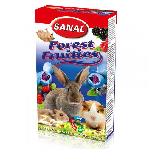 Rodent Forest Fruities - 45 гр