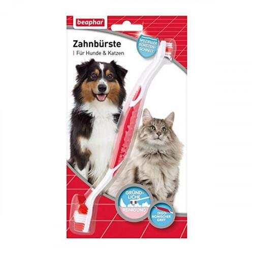 Кучешка четка за зъби