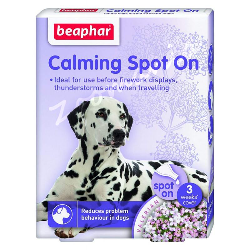 Успокояващи капки за кучета - Beaphar Spot On
