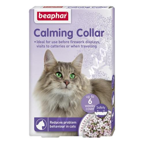 Котешки успокояващ нашийник
