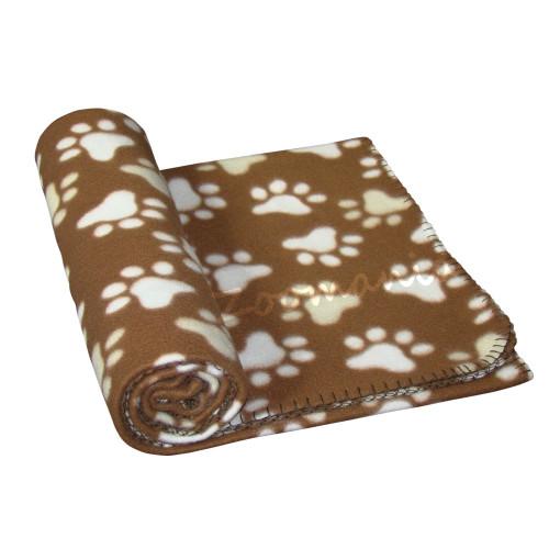 """Одеяло Classic """"Pippa"""" - кафяво"""