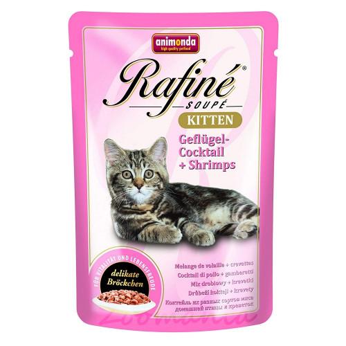 Rafiné® Cat Kitten - коктейл от птичи меса + скариди