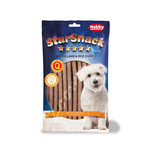 "StarSnack Sticks ""Lamb & Rice"" - 200 гр"