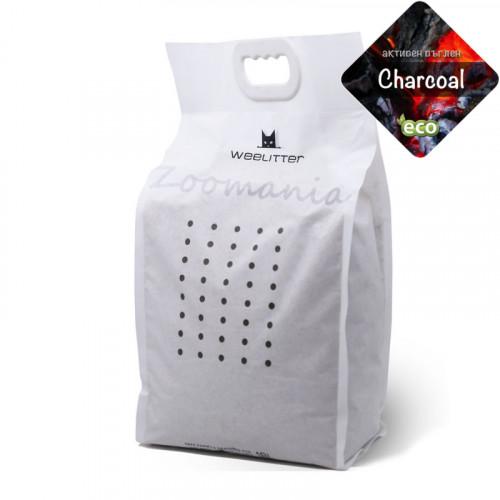 WeeLitter Charcoal - 6 л