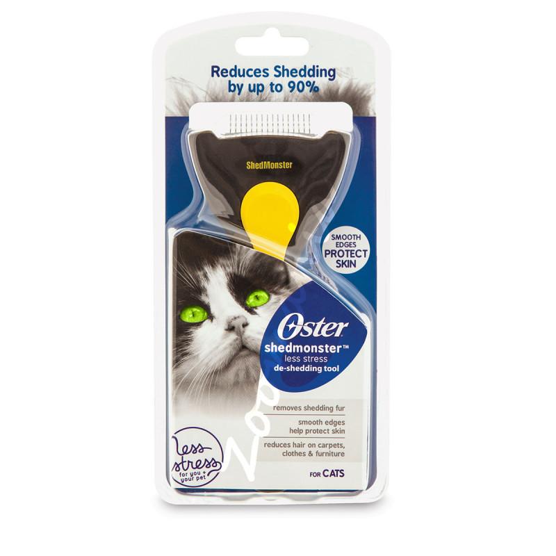 Филиращ гребен за котки Shedmonster™ Cat