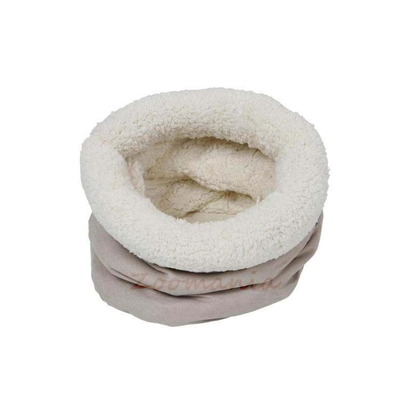 Шумолящо котешко легло - ø 30 x 40 cm