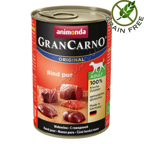GranCarno® Adult Original с Говеждо - 400 гр