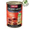 Храна за кучета със супер премиум качество Консерва GranCarno® Adult Original с Говеждо - 400 гр