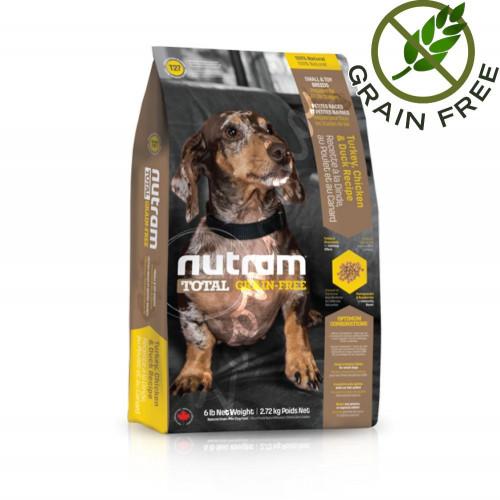 Total Grain Free Chicken & Turkey Small Breed Dog - 2.72 кг
