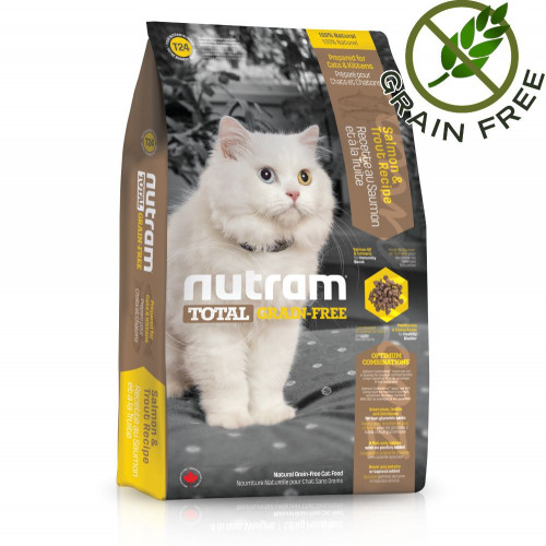 Total Grain Free Trout & Salmon Cat - 6.8 кг
