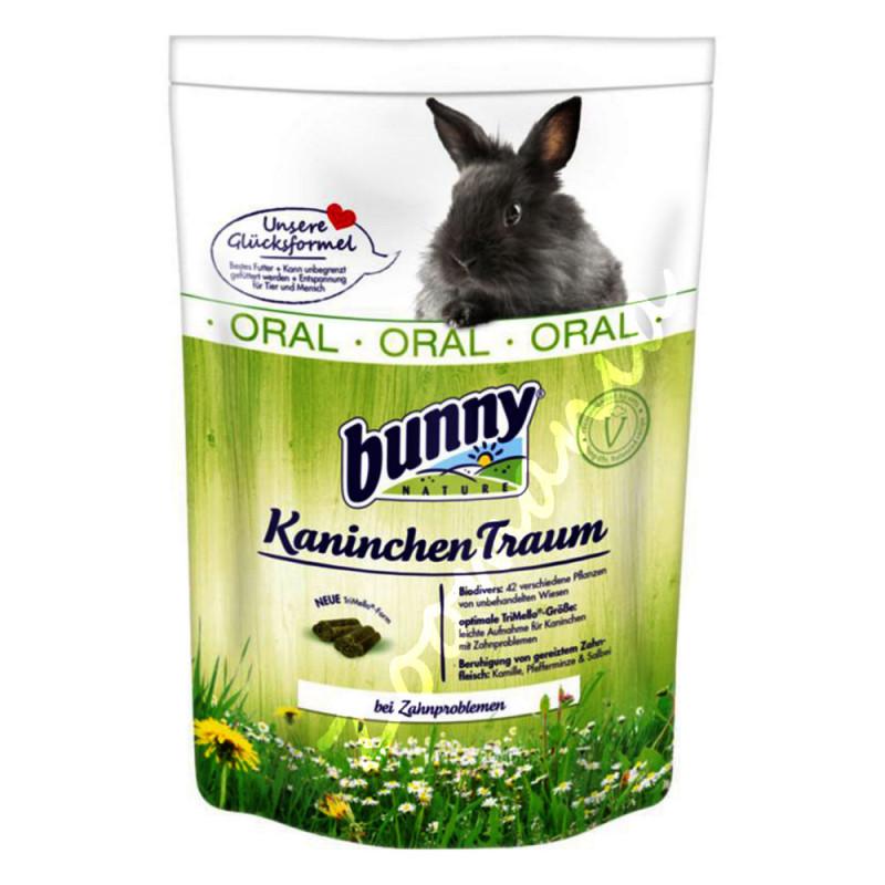 Качествена храна за декоративни зайчета - Bunny Kaninchentraum Oral