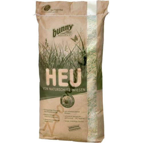 Качествено натурално сено за гризачи от защитени ливади - 0.600 кг