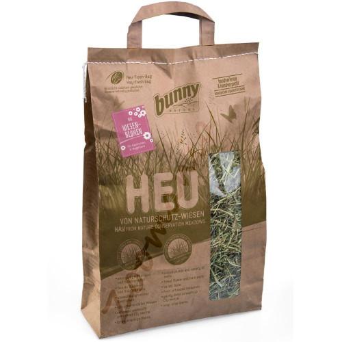 Сено с полски цветя от защитени ливади - 0.250 кг