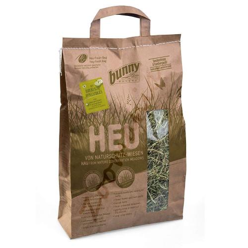 Качествено сено за гризачи обогатено с био ябълки и добито от защитени ливади