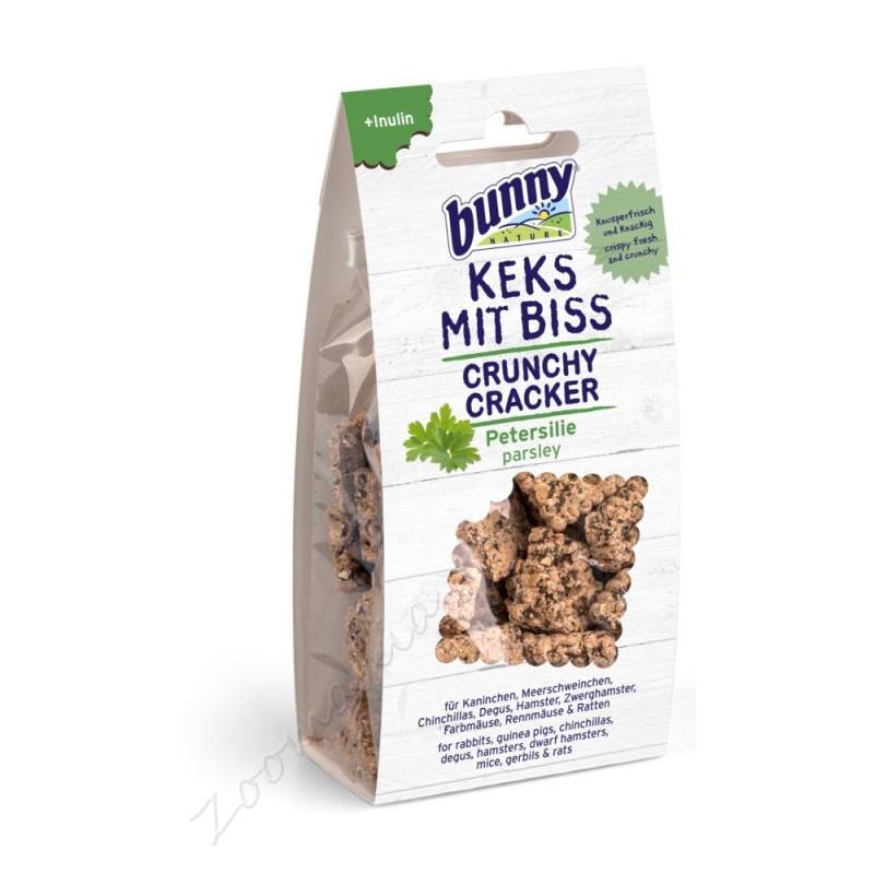 Качествена допълваща храна за гризачи Keks mit Biss с магданоз - 50 гр