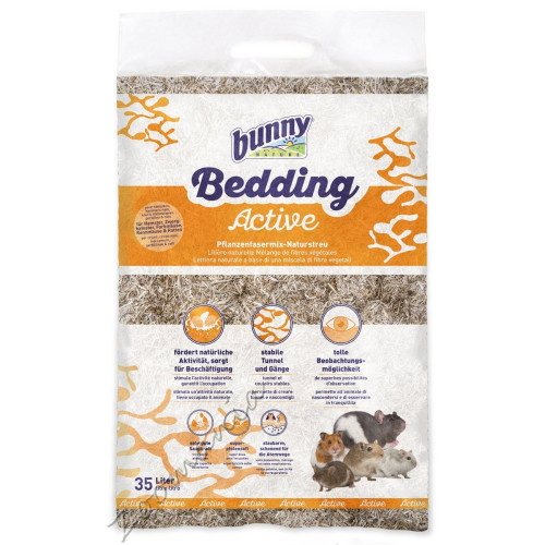 Bunny Bedding Active - 35 л