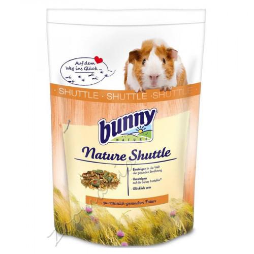 Качествена преходна храна за морски свинчета Nature Shuttle 0.6кг + Bunny Basic 0.75кг