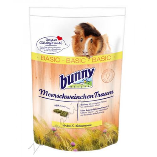 Качествена храна за морски свинчета Bunny Guinea Pig Basic 0.750 кг