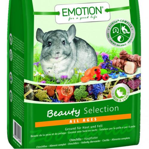 Качествена храна за чинчила - Emotion® Beauty Selection 0.600 кг