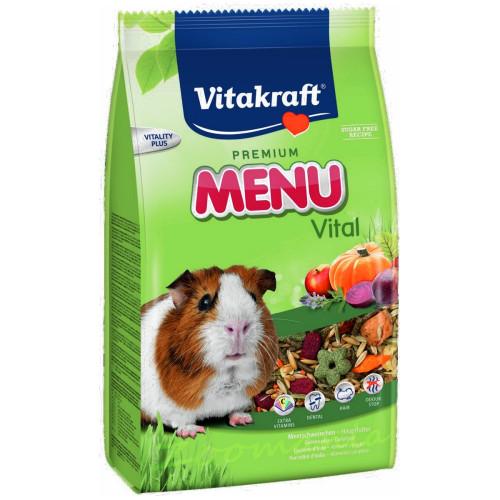 Качествена храна за морски свинчета Vitacraft Premium Menu Vital 1 кг