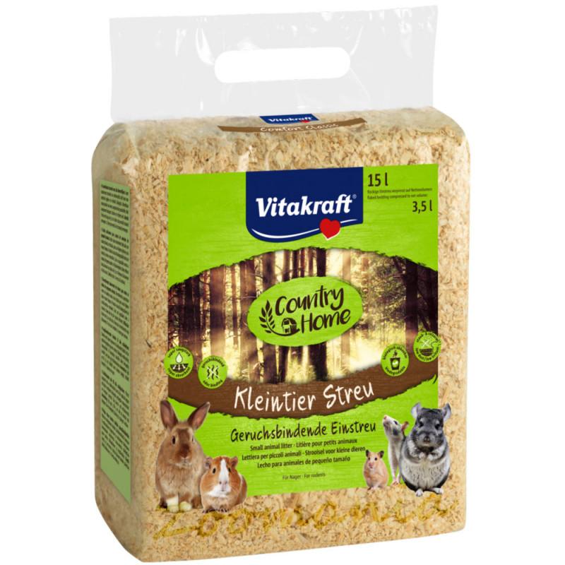Постеля за клетка на гризач Vitacraft Country Home - 15 л