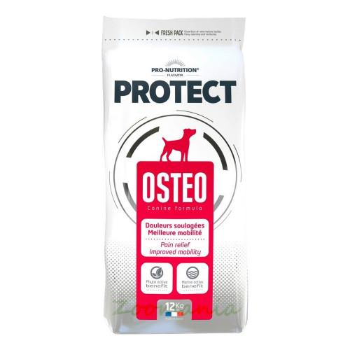 Лечебна храна за кучета със ставни заболявания Flatazor Protect Osteó - 12 кг