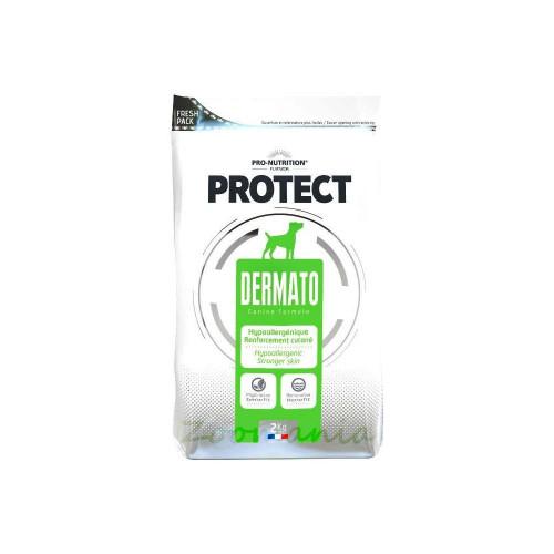 Лечебна хранха за кучета с дерматологични проблеми Flatazor Protect Dermato - 2 кг