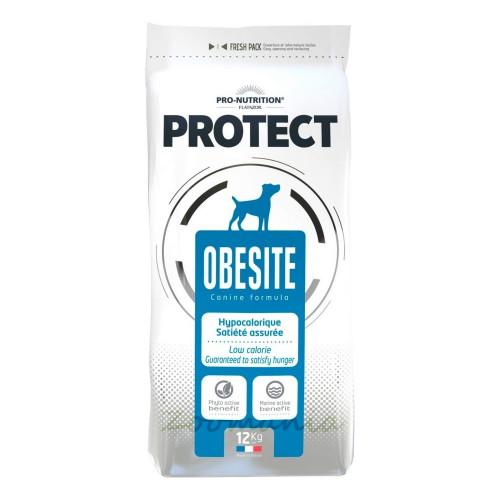 Диетична лечебна храна за кучета с наднормено тегло Flatazor Protect Obésité - 12 кг