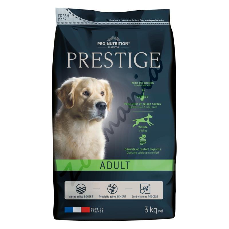 Качествена храна за кучета Prestige Adult - 3 кг