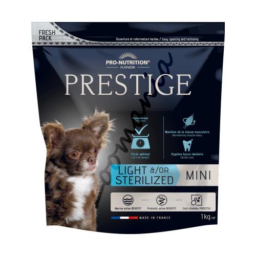 Flatazor Prestige Dog Mini Light &/Or Sterilized - 1 кг